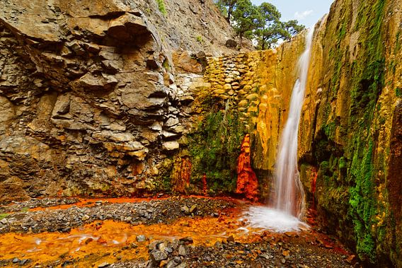 Cascada de Colores