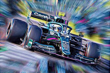 Vettel - Saison 2021