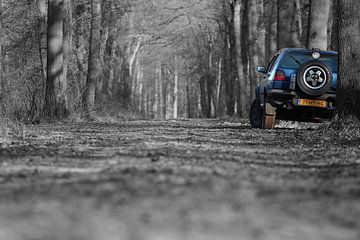 VW Golf Country van Patrick vdf. van der Heijden