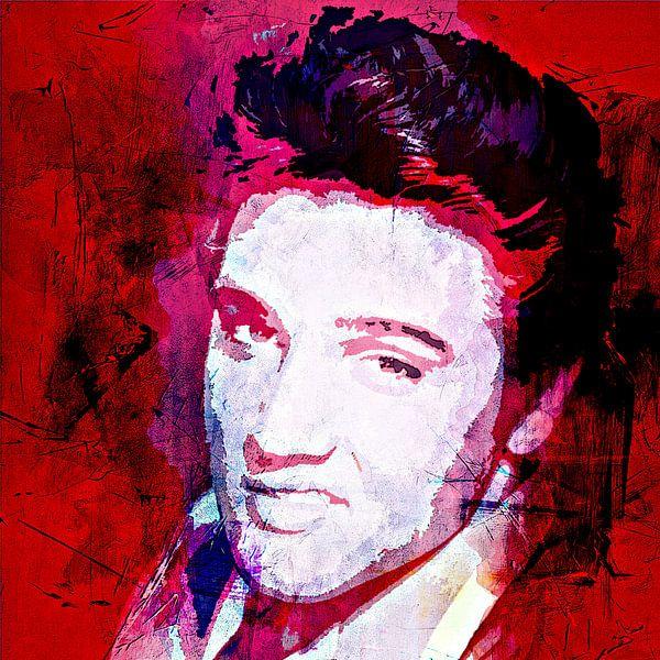 Elvis Presley von PictureWork - Digital artist