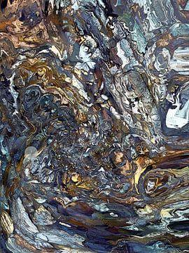 Vloeibaar steen van Bob Timroff