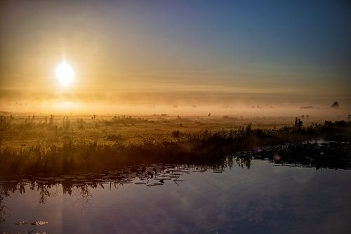 Een ochtend in Nederland