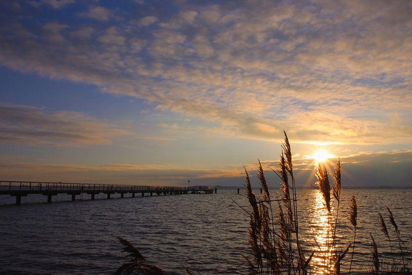 Morgenstimmung van Ostsee Bilder