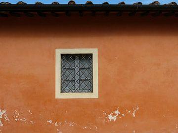 Authentieke Toscaanse gevel van Maro Lange