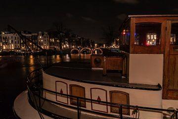 AMSTERDAM : Kajuit aan de Amstel van Paul Veen