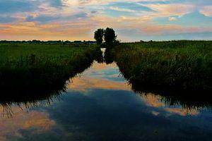 Arkenheemse polder, provincie Utrecht.