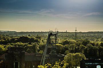 Förderturm im Ruhrgebiet von Capacidad Fotografie