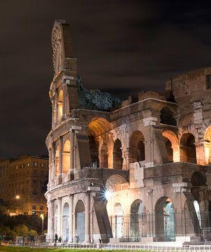 Anfiteatro Flavio, Kolosseum Rom von Helma de With