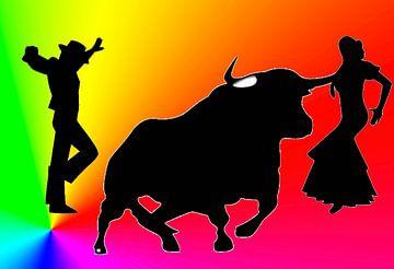Flamenco 2 van aldino marsella
