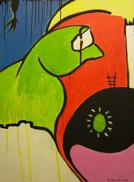 Green Egg van Ria Lenaerts