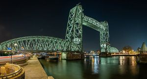 De Hef - Koningshavenbrug - Rotterdam van
