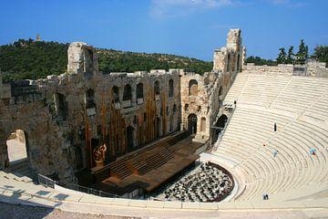 Odeon van Herodus Atticus van Dennis Wierenga