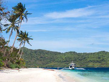 Een duik in het water van paradijs Palawan van Rik Pijnenburg