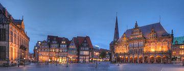 Marktplaats, Bremen van Torsten Krüger