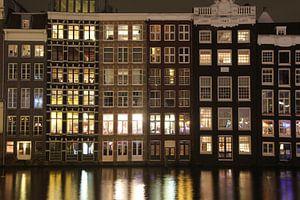 Abend in Amsterdam von Arthur Mul