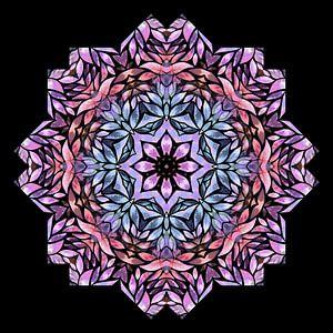 Mandala  Summer Heat  m03c