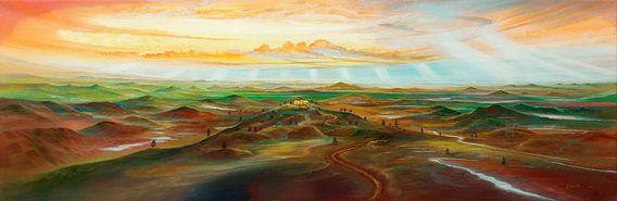 Monte Veritas van Silvian Sternhagel