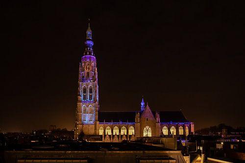 Breda - Grote Kerk - Betoverend Breda
