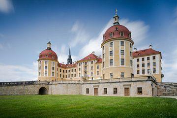 Schloß Moritzburg van sebastian Dietrich