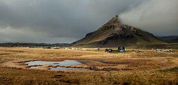 Arnarstapi, Snaefellsnes, Island von Melissa Peltenburg