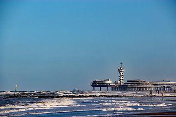 Scheveningen Pier von Wilma Overwijn