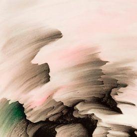 Peinture à l'huile texturée abstraite. https://cutt.ly/FezzeUO sur Dreamy Faces