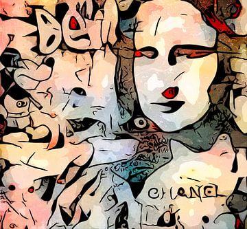 Mona van zam art