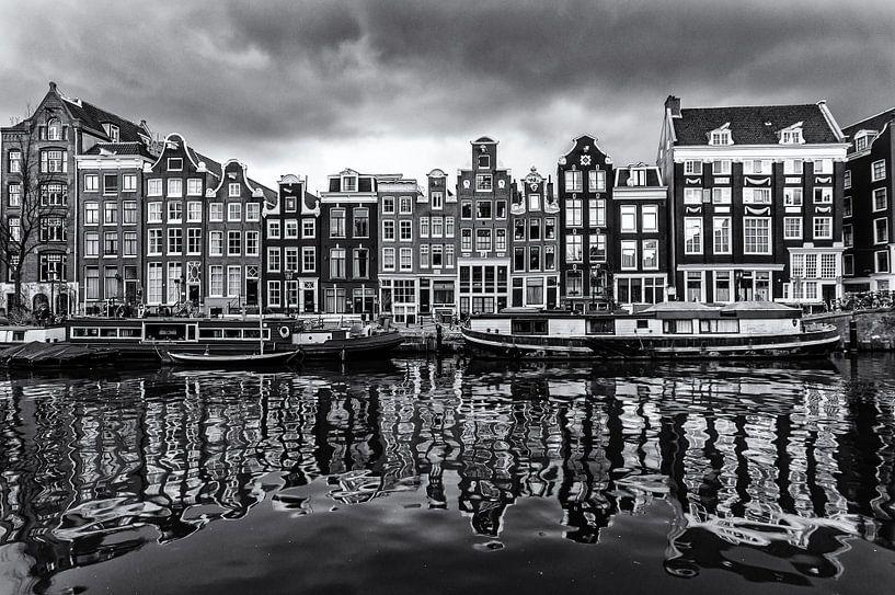 Amsterdam Singel  van Marco Liberto