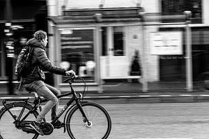 Cyclist von Jeroen Mank