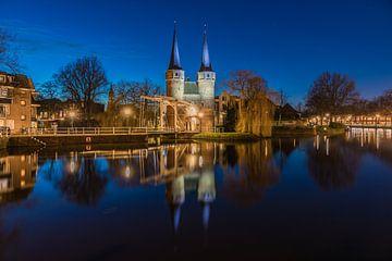 Oostpoort Delft van Jeroen de Jongh