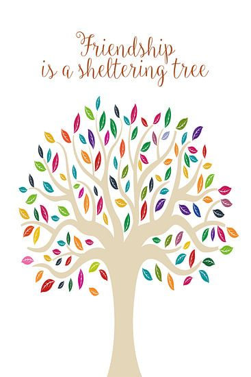 Sheltering Tree von Harry Hadders