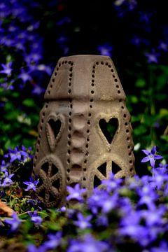 Handfasting ritueel object (kandelaar, 4 van 4) van Ima Rhebok
