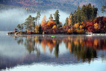 Herbsttag am Schluchsee sur Gerhard Albicker