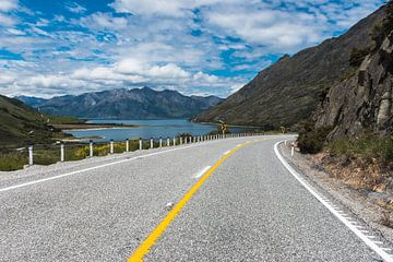 Roadtrip in Neuseeland von Linda Schouw