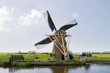 molen hoop doet leven bij Voorhout van