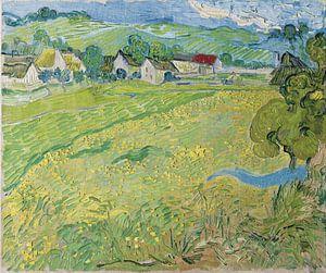 Vincent van Gogh. Les Vessenots à Auvers