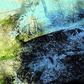 STORMY BLUE EXPLOSION von Pia Schneider