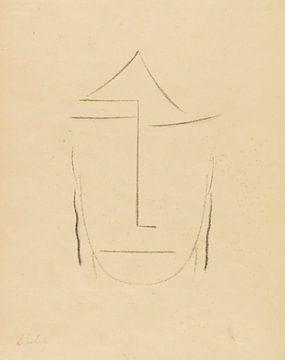 Köpfe, Alexej von Jawlensky, 1922 von Atelier Liesjes