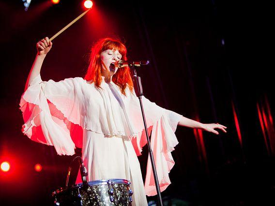 Florence And The Machine van Wim Demortier