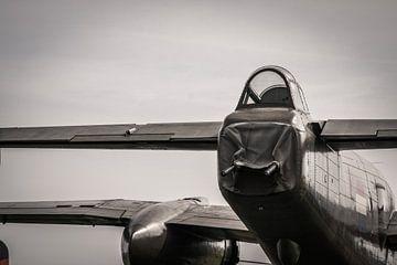 B-25 Staart van Jasper Scheffers
