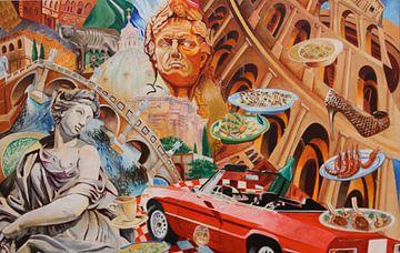 trip naar Rome van Jeroen Quirijns