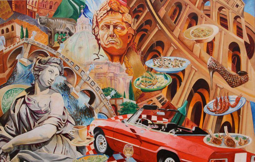 trip naar Rome sur Jeroen Quirijns