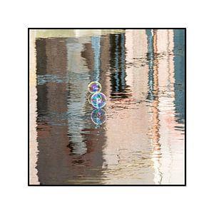 Zeepbellen spiegeling