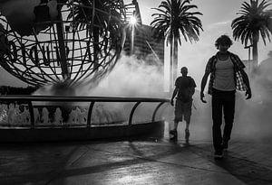 Besuch der Universal Studios von Roel Beurskens