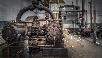 Old iron von Frans Nijland