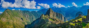 Machu Picchu Bereich, Peru von Rietje Bulthuis