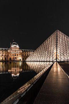 Louvre, Paris von Michael Fousert