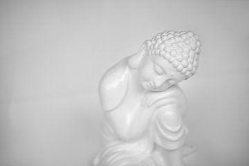 Buddha von Anneliese Grünwald-Märkl