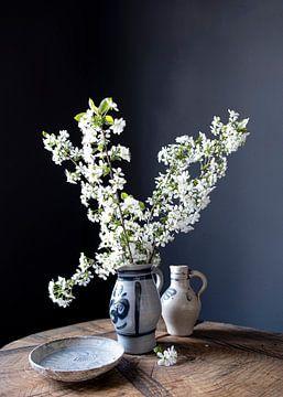 Stilleben mit Kirschblüte von Affect Fotografie