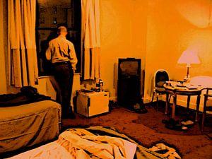 Einsam in New York von Benedikt Amrhein